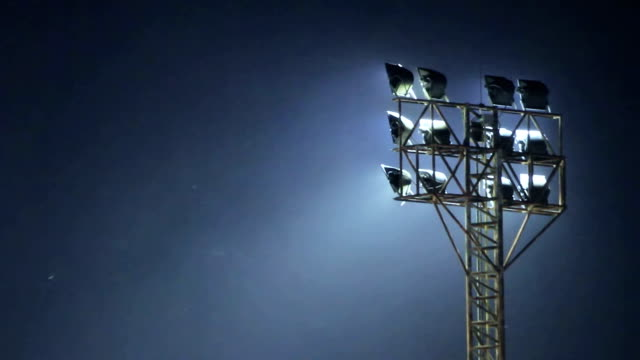 floodlight : stock video - floodlight stock videos & royalty-free footage