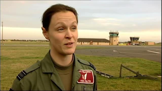 raf sentinel aircraft help map flooding areas england thames valley / severn river / somerset levels raf personnel onboard looking at screens and... - somerset levels stock videos and b-roll footage
