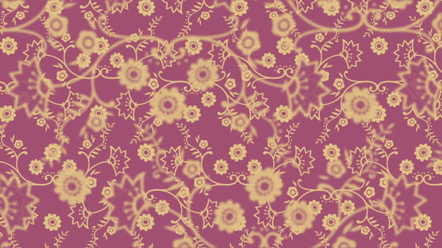 floral background 1080p - cartoon p stock videos & royalty-free footage