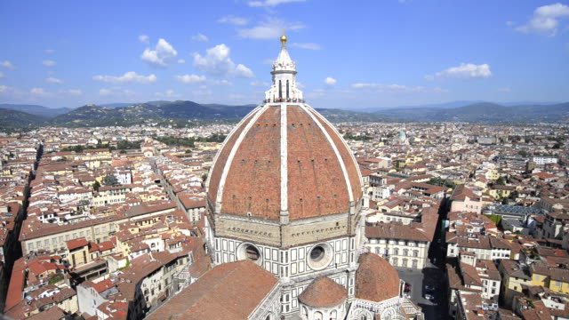florence cathedral, florence, italy - duomo santa maria del fiore stock videos and b-roll footage