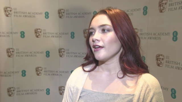 INTERVIEW Florence Pugh on when she found out about the nomination the award being a public vote the nomination giving her a new profile 'The...