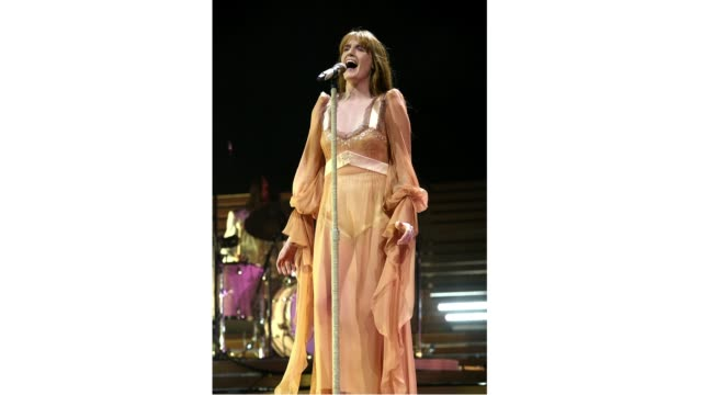 florence welch of florence the machine performs live on stage at the o2 arena on november 21 2018 in london england - dome stock videos & royalty-free footage
