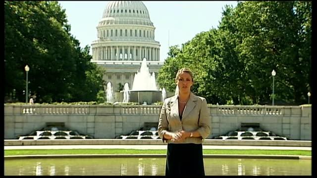 Florida pastor won't burn copies of the Koran on 9/11 Washington DC Reporter to camera
