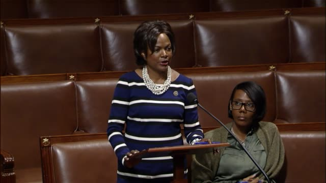Florida Representative Val Demings argues that after 27 years in law enforcement she would not enforce the law proposed by a bill to facilitate...
