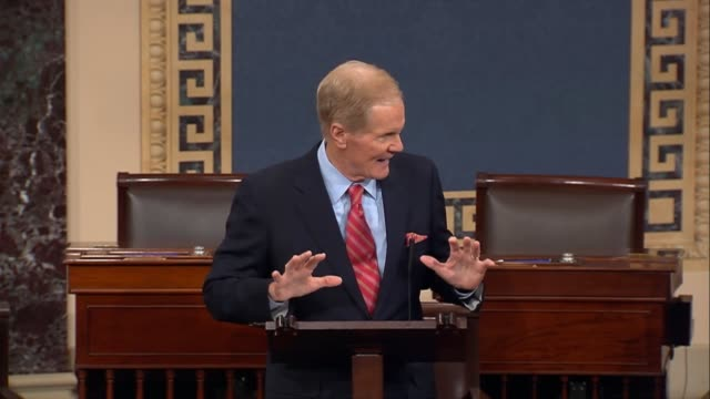 Florida Senator Bill Nelson calls sealevel rise in South Florida a fact but under a new law signed by the Florida governor those who object to...