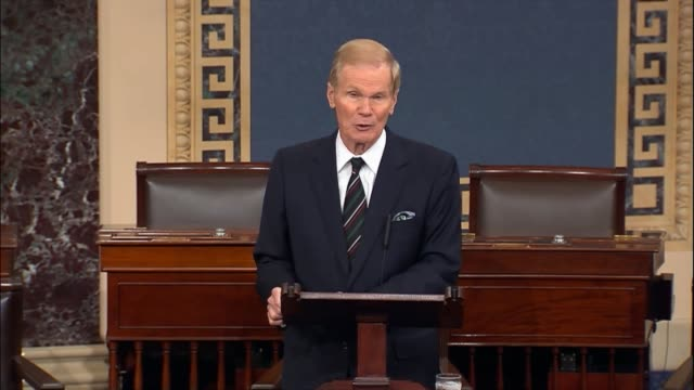 Florida Senator Bill Nelson says that in the 114th Congress members from both parties joined together to pass a bill prohibiting seismic testing off...