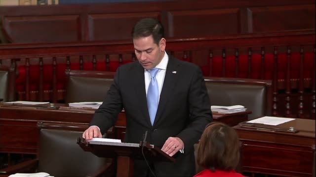 Florida Senator Marco Rubio says after a mass shooting at the Marjory Stoneman High School in Parkland that one answer for prevention was to begin...