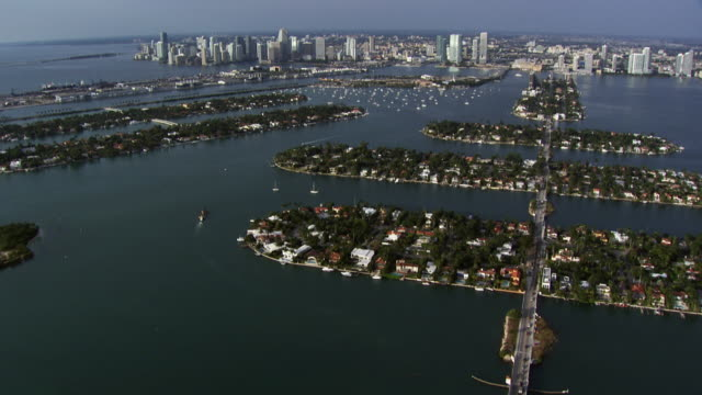 USA, Florida: Venetian Islands