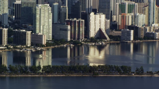 USA, Florida : Wide shot of Miami