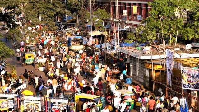 K.R. Flower Market, Bangalore, India, Asia