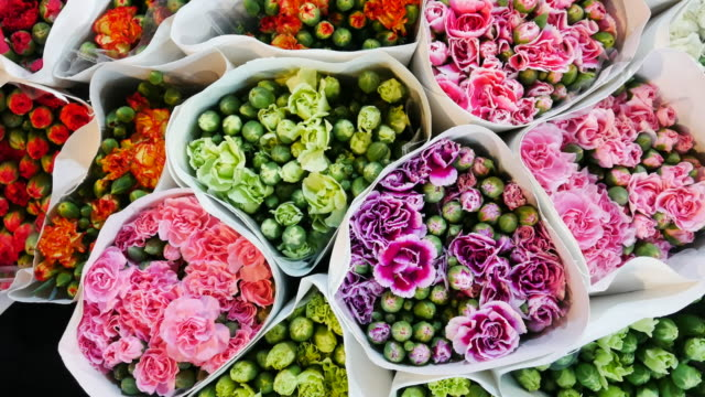 flower market thailand