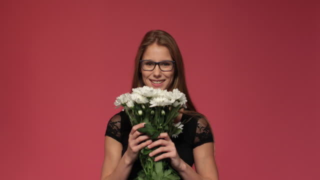 flower - bouquet video stock e b–roll
