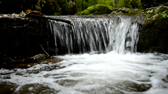 flowing water. close up - earth goddess stock videos & royalty-free footage