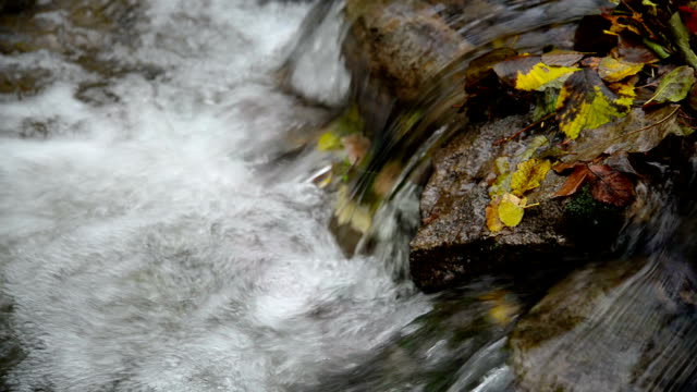 flowing water. close up. - earth goddess stock videos & royalty-free footage