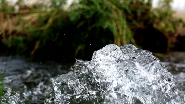 flowing water - standing water stock videos & royalty-free footage