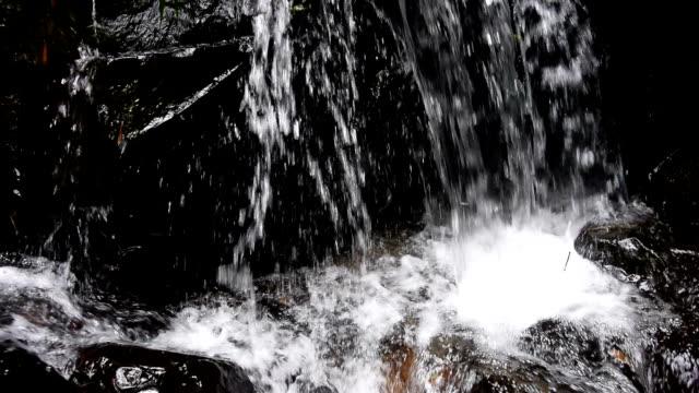 Débit d'eau courante eau sonore HD