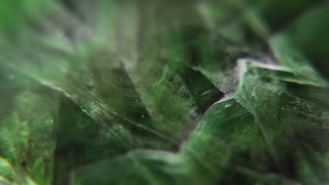 fluorite green stone texture rotating - fluorite stock videos & royalty-free footage