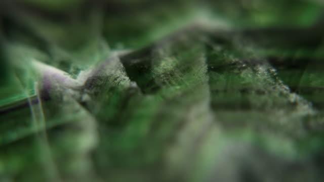 fluorite stone texture rotating - fluorite stock videos & royalty-free footage