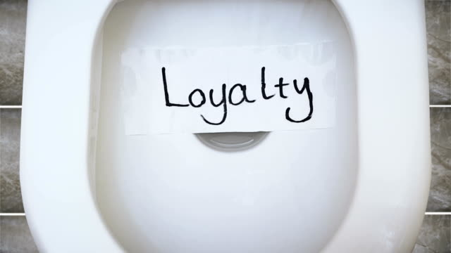 Flushing Loyalty