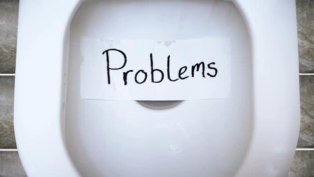 Flushing Problems