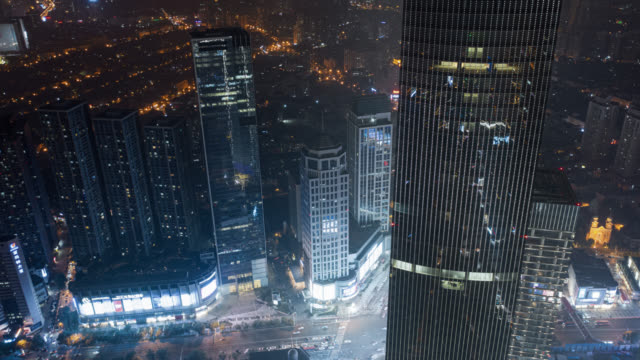 fly between buildings, hyperlapse - liyao xie stock videos & royalty-free footage