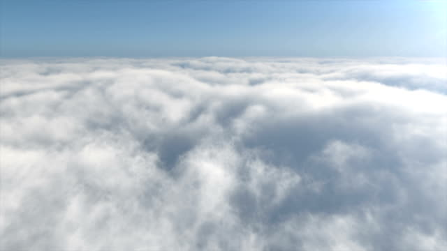 Fly over the Clouds (1080p)
