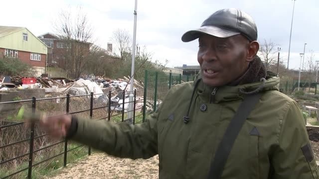 fly tipping continues to surge in enfield england london enfield ext rubbish piled up pull out pile of rubbish left by fly tippers rubbish behind... - underpass stock videos and b-roll footage