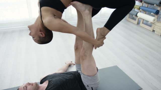 Flying Bow Pose