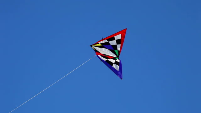 flying kite - air to air shot stock videos & royalty-free footage