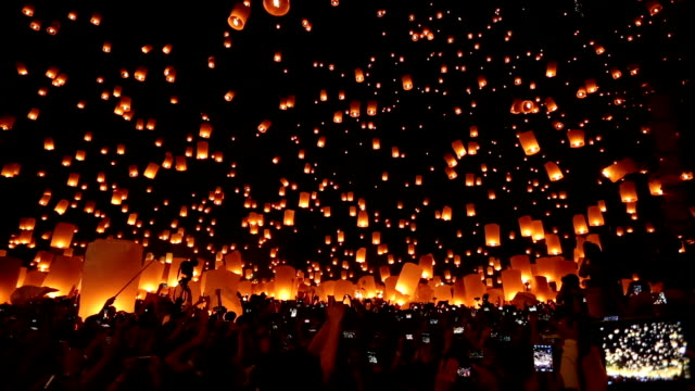 Flying Lantern Yeepeng for your lucky