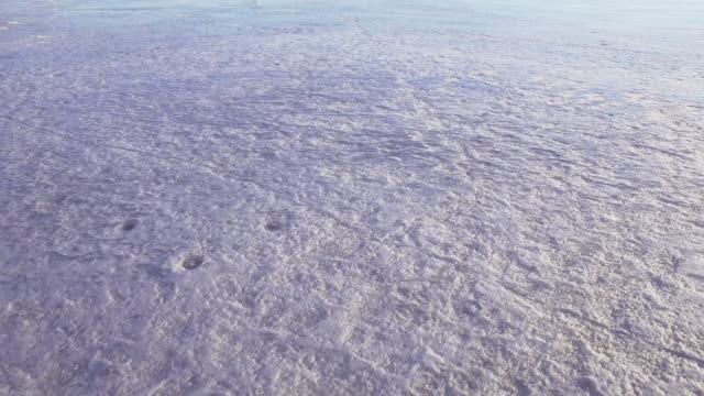 flying over ice in spring - north pole stock videos & royalty-free footage