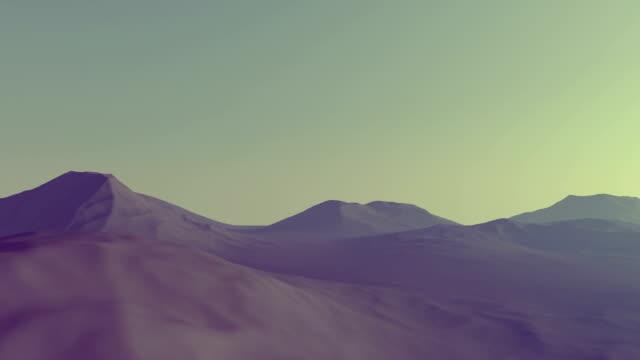 flygande över bergen. - rocking bildbanksvideor och videomaterial från bakom kulisserna