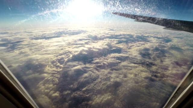 flying over the clouds - pjphoto69 stock videos & royalty-free footage