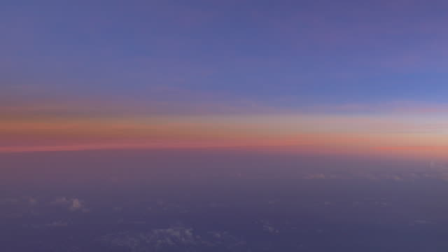 flying over the pacific - satoyama scenery stock videos & royalty-free footage