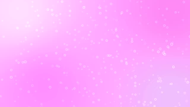 flying spheres - pink color stock videos & royalty-free footage