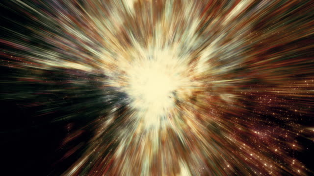 vídeos de stock, filmes e b-roll de flying through star fields and galaxies in space - espaço e astronomia