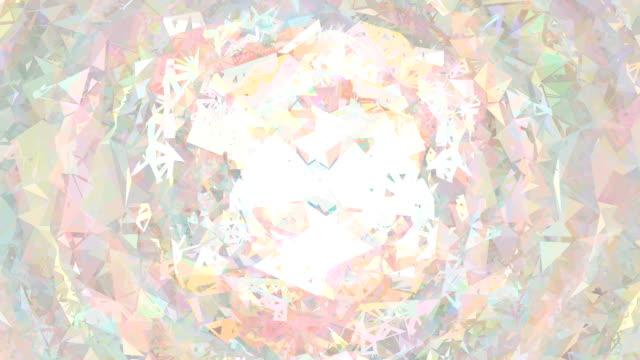 transcendent circulation : focus, bright (loop) - aura stock videos & royalty-free footage