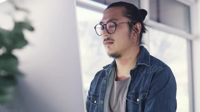 fokus auf erfolg - chinesischer abstammung stock-videos und b-roll-filmmaterial