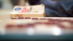 Focusing On A Scrabble Board
