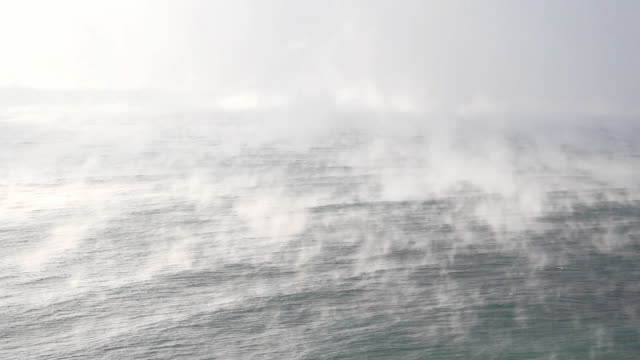 fog and sea - 20 seconds or greater stock videos & royalty-free footage