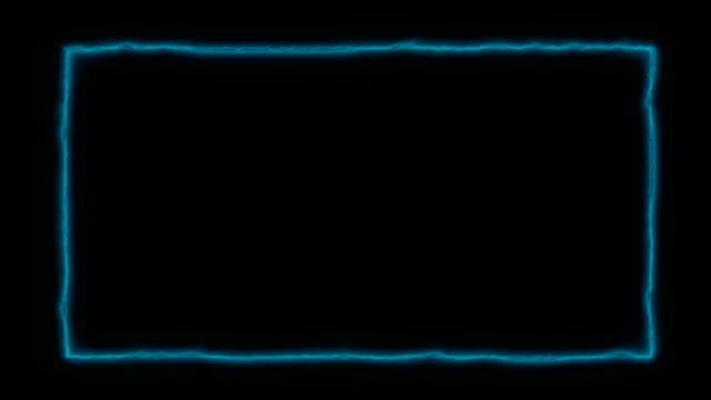 霧-火事/エネルギースタイルのフレーム - 特殊効果点の映像素材/bロール