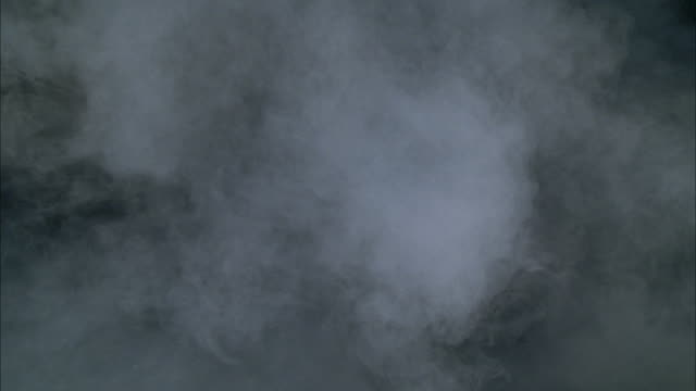 ms, fog swirling and against black background - full frame stock videos & royalty-free footage