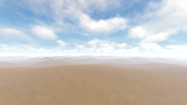 foggy desert - egypt stock videos & royalty-free footage