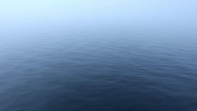 Foggy Ocean Surface (Full HD, 1080)