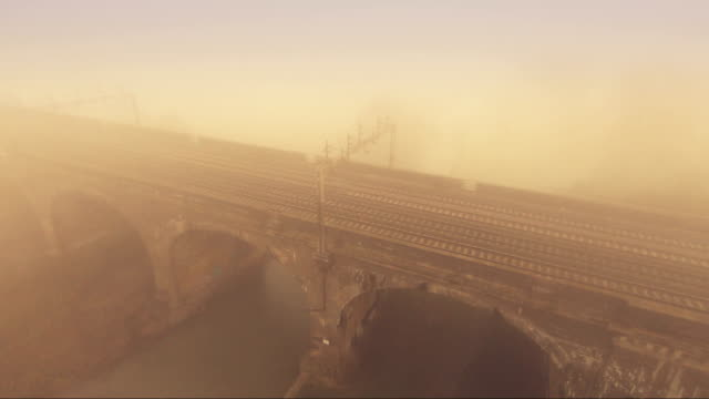 Foggy Viaduct