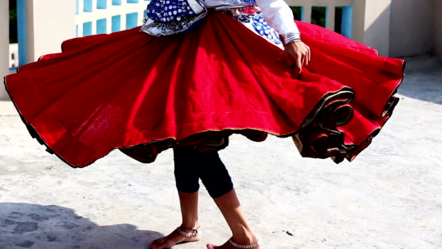 folk dance - traditional clothing stock videos & royalty-free footage