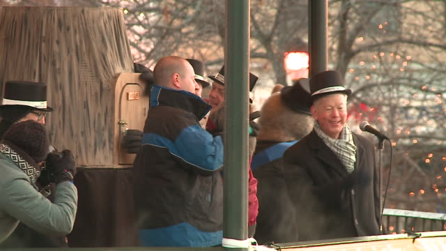 WGN Following Punxsutawney Phil's lead Illinois' groundhog Woodstock Willie also saw his shadow on morning of February 2 predicting six more weeks of...