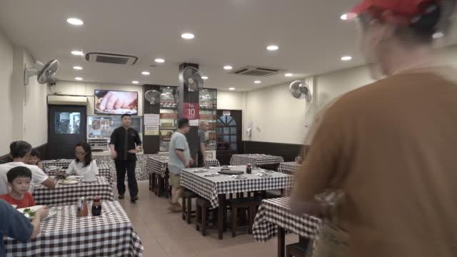 "Food at ""OLA"" Cocina del Mar restaurant at Marina Bay Financial Centre in Singapore on Thursday June 7 2018"