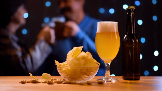 Food Cinemagraphs: Beer party cinemagraphs