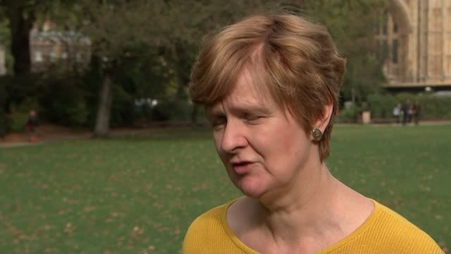 Food companies urged to take calories out of pizzas to tackle obesity ENGLAND London Westminster EXT Alison Tedstone interview SOT